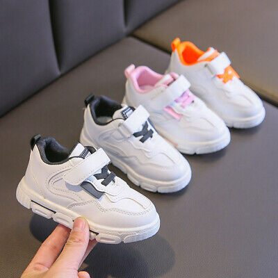 Baby Kids Boys Girls Sports Shoes Children Casual Outdoor Soft Running Sneakers