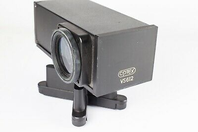 OPTEX VS612 TELEVIDEO Movie or Slide to Video Transfer Unit