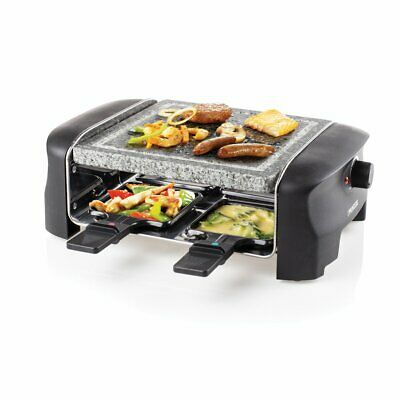 Princess Raclette 4 Stone Grill Party 33 x 21 x 1120 cm