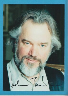 JOHN TOMLINSON in person signed glossy PHOTO 13x18 cm AUTOGRAPH 5x7 inch*OPERA