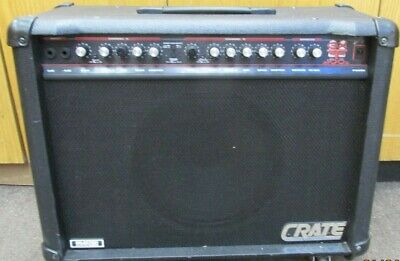 Crate GXT-100 112 Dual Triode Preamp Tubes Guitar Combo Amplifier with Switch