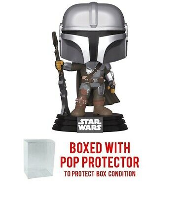 Funko POP! Star Wars The Mandalorian - Mandalorian New Armor Figure PRE-ORDER