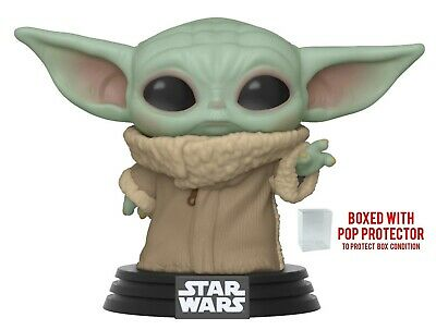 Funko POP Star Wars The Mandalorian - Baby Yoda The Child Vinyl Figure PRESALE