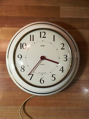 Vintage Smiths Sectric Wall Clock