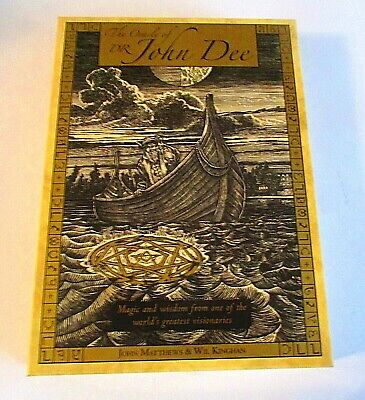 The Oracle of Dr John Dee NEW Cards Book & Talisman Template Magic & Wisdom