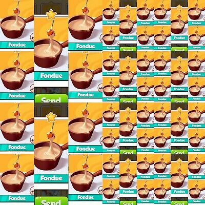 50x Fondue ### Coin Master Cards (Fastest Delivery)