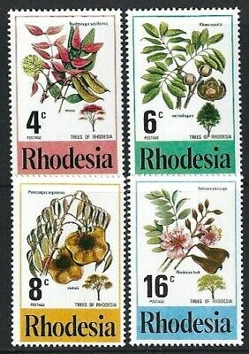 Rhodesia 1976, Trees of Rhodesia sg533/6 MNH