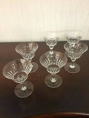 Coupes Champagne Piccadilly en cristal de Baccarat (11 disponible)