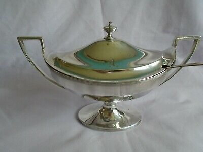 Antique Hallmarked Solid Silver George Iii Henry Chawner & John Eames Sauce Boat