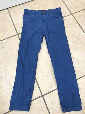 Blue Skinny Jeans Next Age 7