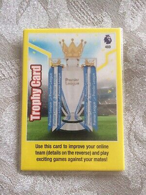 PANINI ADRENALYN XL PREMIER LEAGUE 2019/20 TROPHY CARD - 19/20 Number 469