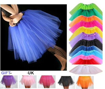 NeW RACE FOR LIFE PINK NEON TUTU SKIRT CHILDRENS ADULTS HEN NIGHT WALK