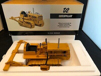 ACMOC Caterpiller D2 Crawler  with Tool  Bar Ripper by SpecCast