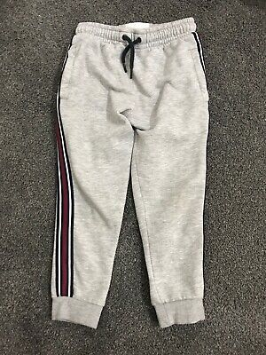 Next Boys Grey Joggers Age Uk 6 Years