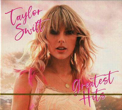 Taylor Swift GREATEST HITS COLLECTION 2CD  -brand new