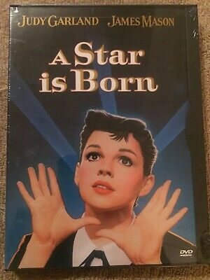 A Star Is Born DVD 1954 Judy Garland James Mason BRAND NEW SEALED