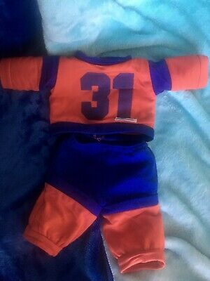 Cpk Outfit AUTHENTIC  Vintage From 1983 NEW 16 Inch ~ DOLL NOT INCLUDED!