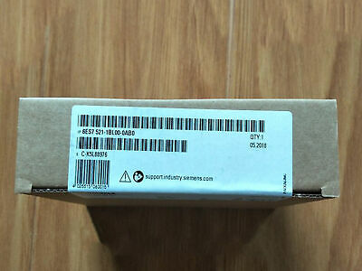 1PC New Siemens 6ES7 521-1BL00-0AB0 6ES7521-1BL00-0AB0 Digital Input Module