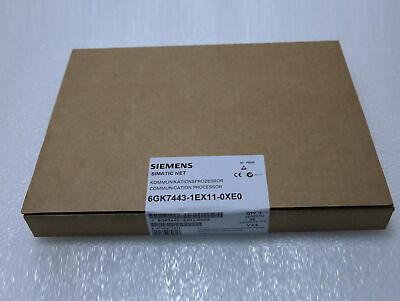 1PC NEW IN BOX Siemens 6GK7443-1EX11-0XE0 6GK7 Communication processor