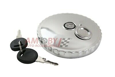 80mm Stainless Steel Locking Fuel Diesel Tank Cap MERCEDES ACTROS ATEGO