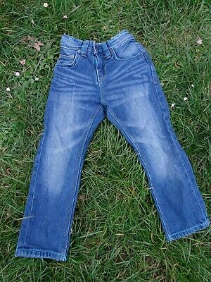 Next Boys Jeans Age 4 In Very Good Condition