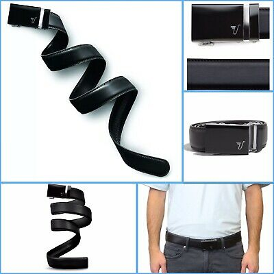Mens 35mm Mission Belt Leather Classic Collection (Medium)