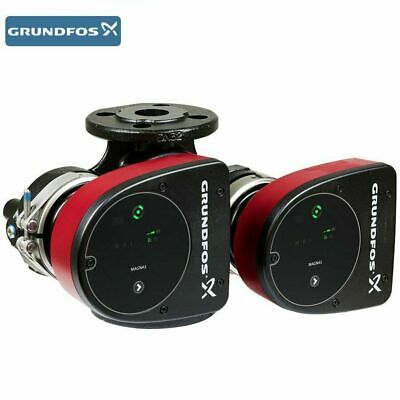 GRUNDFOS MAGNA1D 40-40 F220 230/240V Flanged Twin Head Circulating Pump