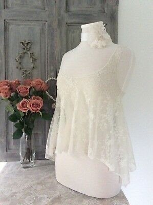 Mannequin ~Shop Counter Female Torso ~Dress Dummy~Beautiful Old French Interiors