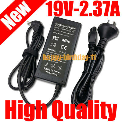 Laptop Power AC Adapter Charger 19V 2.37A 45W for ASUS Notebook PC