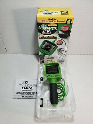 Micro-Inspection Camera Lizard Cam By Atomic Beam As Seen On TV Flexible