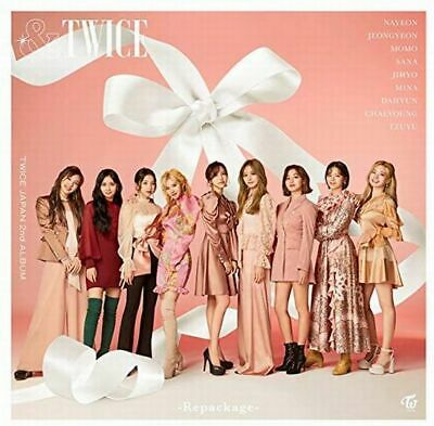TWICE Japan 2nd Full Album [&TWICE-Repackage-] (CD only) Regular Edition
