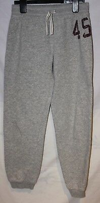 NEXT BOYS elasticated grey joggers AGE 11 years