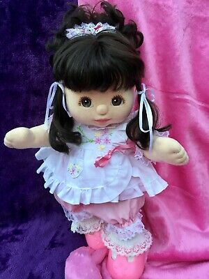 Excellent Condition Vpart AUSSIE DOLL ~ Selling Her DRESSED and With SHOES & Sox