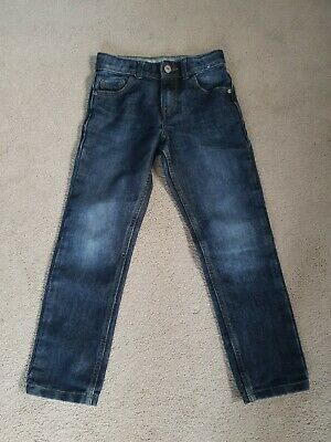 Next boys blue jeans size 7-8 years great condition