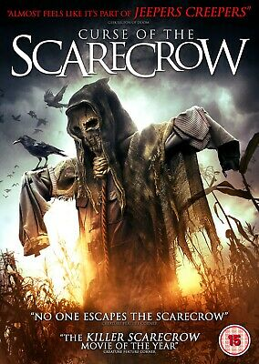 Bulk Buy - New And Sealed Dvds - Curse Of The Scarecrow - 100 Dvds For £15