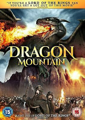 Bulk Buy - New And Sealed Dvds - Dragom Mountain - 100 Dvds For £15