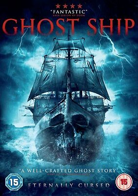 Bulk Buy - New And Sealed Dvds - Ghost Ship - 100 Dvds For £15