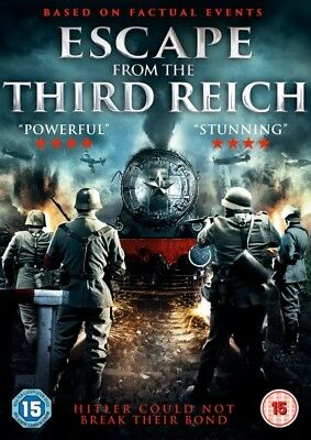 Bulk Buy - New And Sealed Dvds - Escape From The Third Reich - 100 Dvds For £15