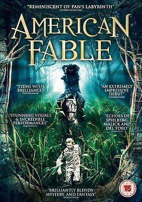 Bulk Buy - New And Sealed Dvds - American Fable - 100 Dvds For £15