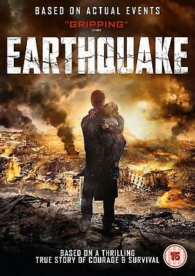 Bulk Buy - New And Sealed Dvds - Earthquake - 100 Dvds For £15