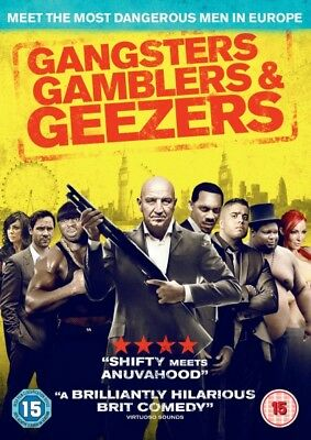 Bulk Buy - New And Sealed Dvds - Gangsters,Gamblers & Geezers - 100 Dvds For £15