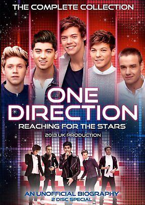 Bulk Buy - New And Sealed Dvds - One Direction - 100 Dvds For £15