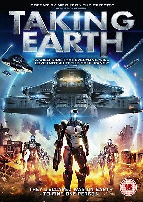 Bulk Buy - New And Sealed Dvds - Taking Earth - 100 Dvds For £15