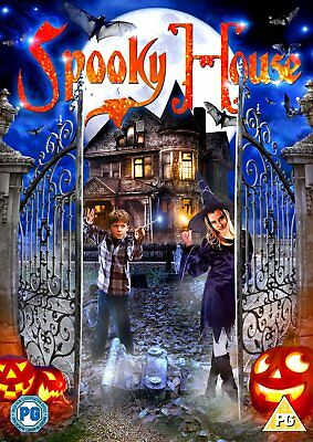 Bulk Buy - New And Sealed Dvds - Spooky House - 100 Dvds For £15