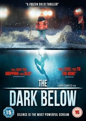Bulk Buy - New And Sealed Dvds - The Dark Below - 100 Dvds For £15