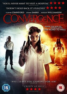 Convergence (Dvd) (New) (Horror)