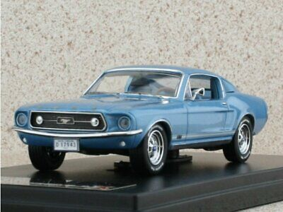 FORD Mustang GT Fastback - 1967 - blue - Premium X 1:43