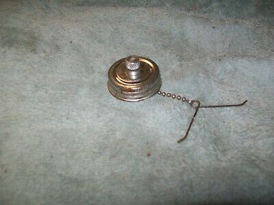 1 of Tecumseh part # 410285 fuel cap two cycle fits engine