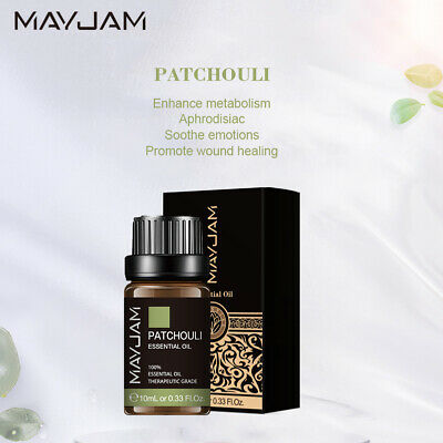 37set Essential Oils 100% Pure Natural Aromatherapy Oil 10ml Fragrance Aroma US