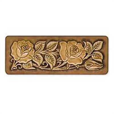 Craftaid Plastic Roses Billfold Template 72680-00 Tandy Leather